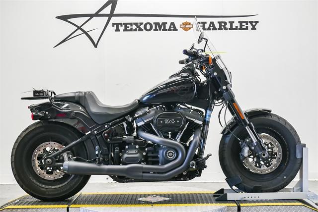 2018 Harley-Davidson Softail Fat Bob 114 at Texoma Harley-Davidson