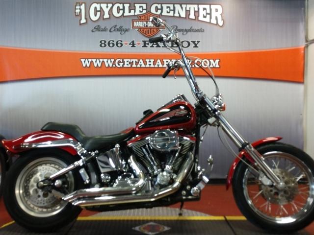 1999 Harley-Davidson FXSTC at #1 Cycle Center Harley-Davidson
