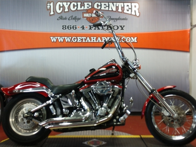 1999 Harley-Davidson FXSTC at #1 Cycle Center Harley-Davidson