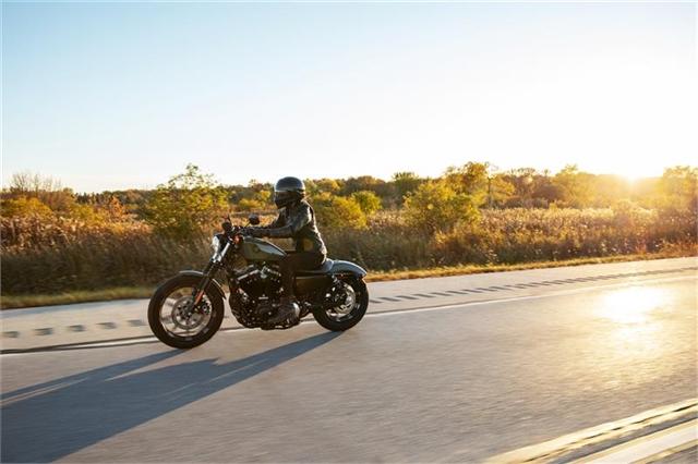 2021 Harley-Davidson Street XL 883N Iron 883 at Thunder Harley-Davidson