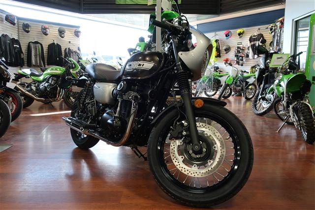 2019 Kawasaki W800 Cafe at Rod's Ride On Powersports, La Crosse, WI 54601