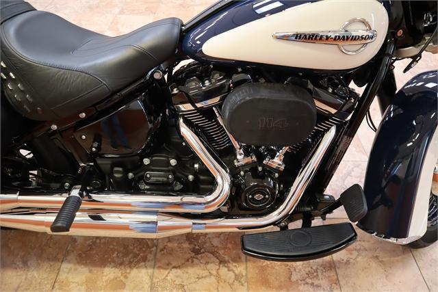 2019 Harley-Davidson Softail Heritage Classic 114 at 1st Capital Harley-Davidson