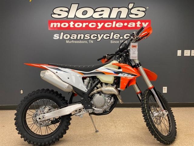 2021 KTM XC 250 F at Sloans Motorcycle ATV, Murfreesboro, TN, 37129