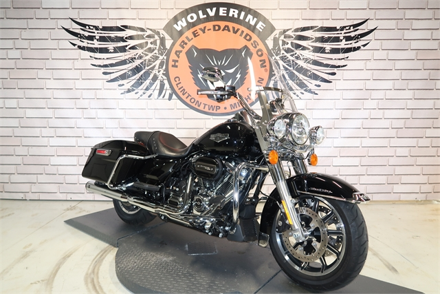 2019 Harley-Davidson Road King Base at Wolverine Harley-Davidson
