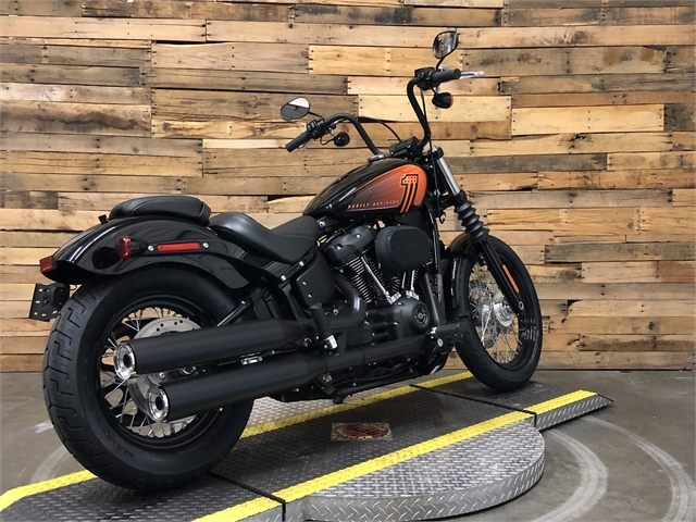 2021 Harley-Davidson Cruiser FXBBS Street Bob 114 at Lumberjack Harley-Davidson