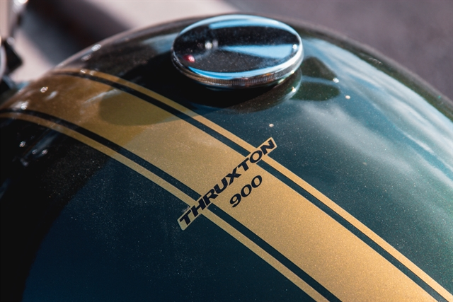 2016 Triumph Thruxton 900 at Tampa Triumph, Tampa, FL 33614