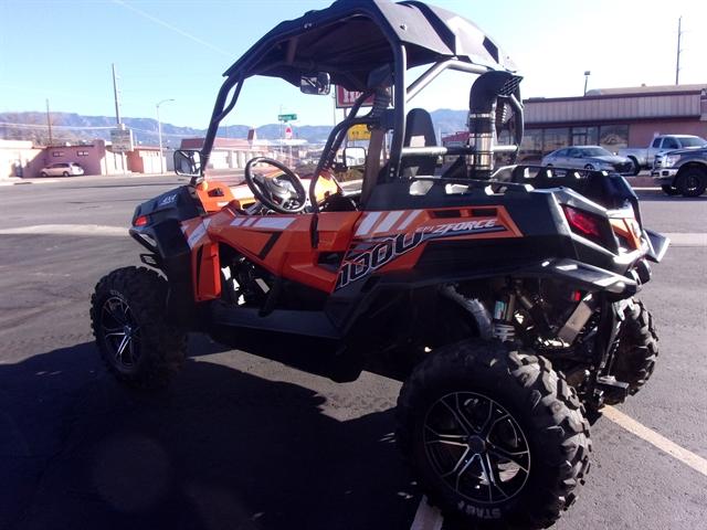 2018 CFMOTO ZFORCE 1000 at Bobby J's Yamaha, Albuquerque, NM 87110