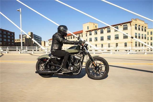 2021 Harley-Davidson Street XL 883N Iron 883 at Javelina Harley-Davidson