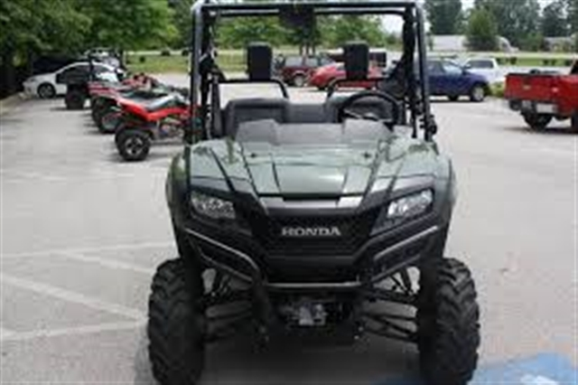 2018 Honda Pioneer 700 Base at Kent Powersports of Austin, Kyle, TX 78640