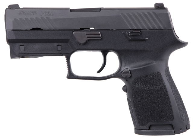 2019 Sig Sauer P320 at Harsh Outdoors, Eaton, CO 80615