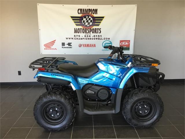 2021 CFMOTO CFORCE 400 at Champion Motorsports
