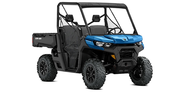 2021 Can-Am Defender DPS HD8 at Extreme Powersports Inc