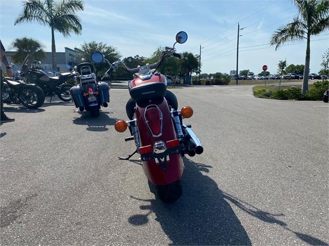 2015 Honda Shadow Aero at Fort Myers