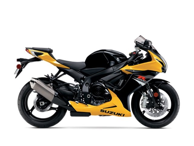 2017 Suzuki GSX-R 600 at Brenny's Motorcycle Clinic, Bettendorf, IA 52722