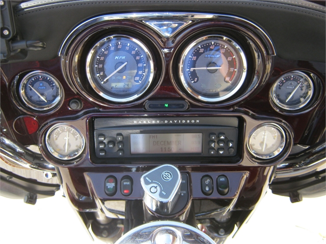 2013 Harley-Davidson FLHTCUSE8 CVO CVO at Brenny's Motorcycle Clinic, Bettendorf, IA 52722