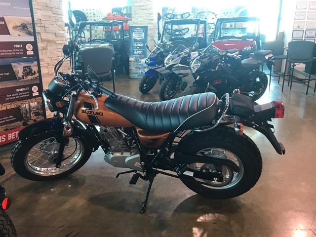 2019 Suzuki VanVan 200 at Kent Powersports of Austin, Kyle, TX 78640
