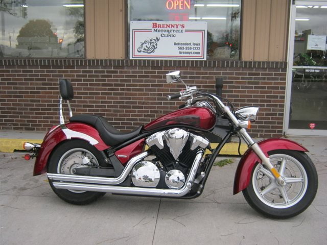 2010 Honda Stateline at Brenny's Motorcycle Clinic, Bettendorf, IA 52722