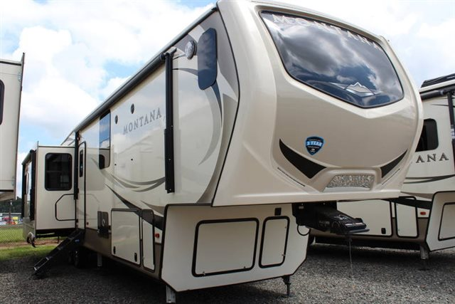 2019 Keystone RV Montana 3921FB Front Bath and a Half at Campers RV Center, Shreveport, LA 71129