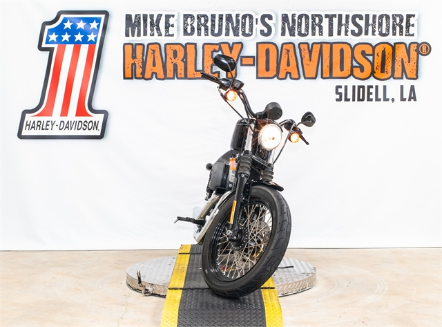2012 Harley-Davidson Sportster Nightster at Mike Bruno's Northshore Harley-Davidson