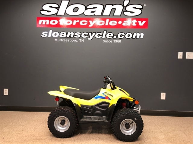 2020 Suzuki QuadSport® Z50 at Sloans Motorcycle ATV, Murfreesboro, TN, 37129