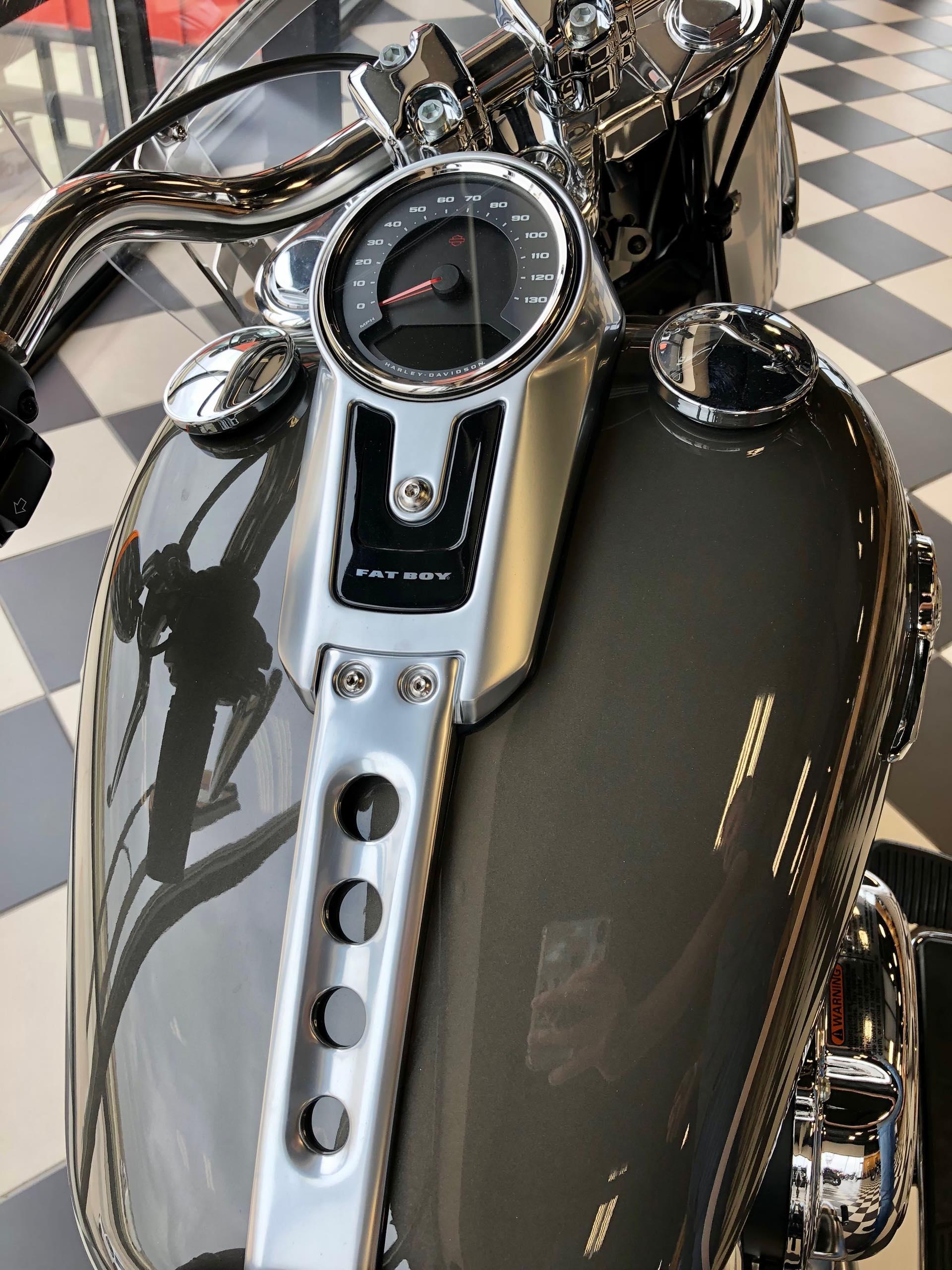 2018 Harley-Davidson Softail Fat Boy at Deluxe Harley Davidson