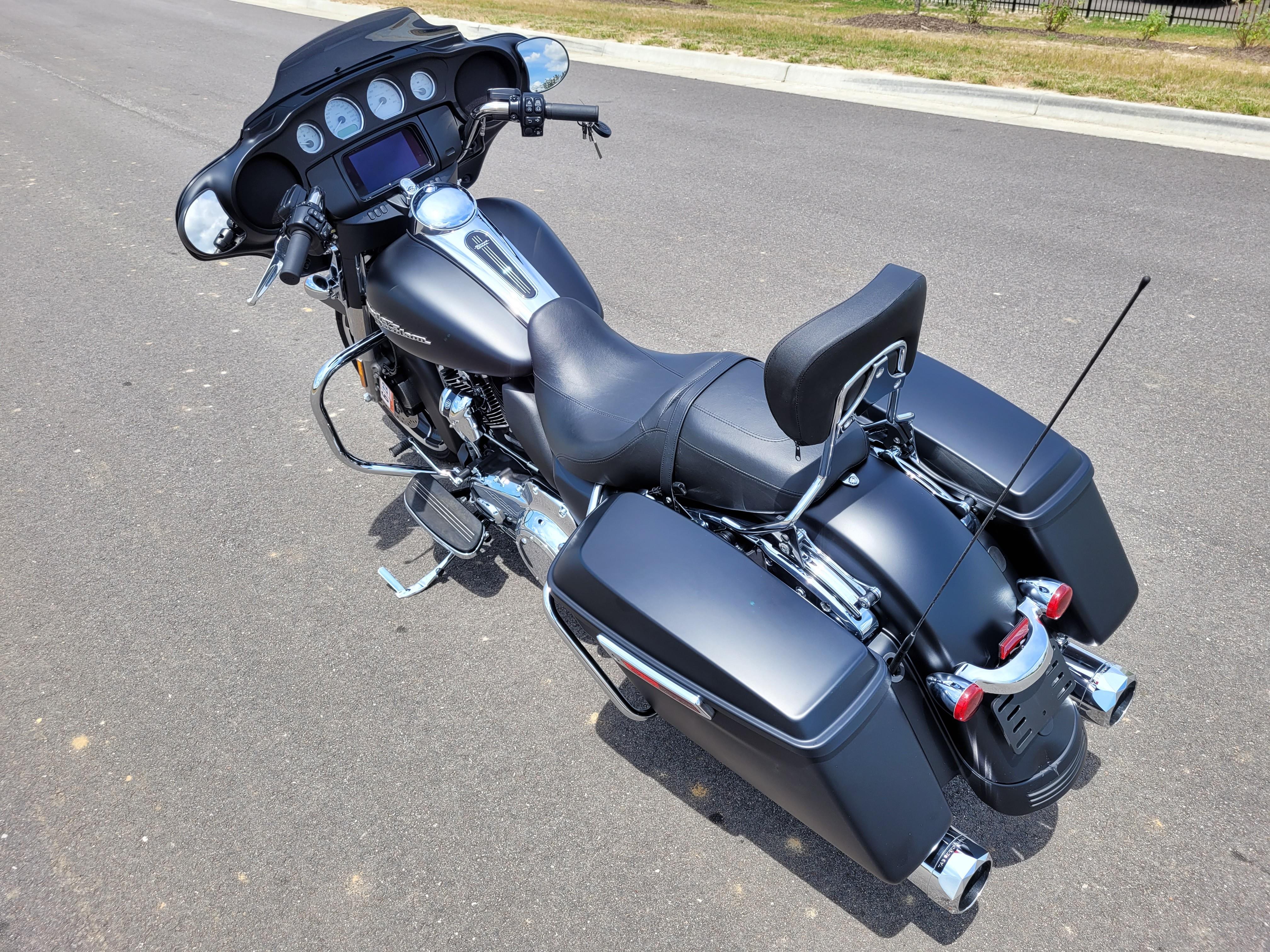 2020 Harley-Davidson Touring Street Glide at Richmond Harley-Davidson