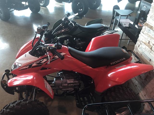 2020 Honda TRX 250X at Kent Powersports of Austin, Kyle, TX 78640