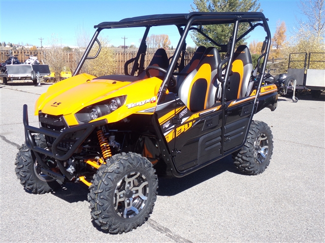 2019 Kawasaki Teryx4™ LE at Power World Sports, Granby, CO 80446