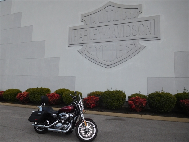 2017 Harley-Davidson Sportster SuperLow 1200T at Bumpus H-D of Murfreesboro