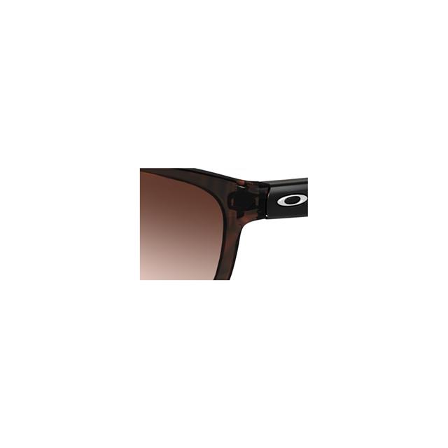 2018 Oakley Forehand Tortoise Black w/ Dark Brown Gradient at Harsh Outdoors, Eaton, CO 80615