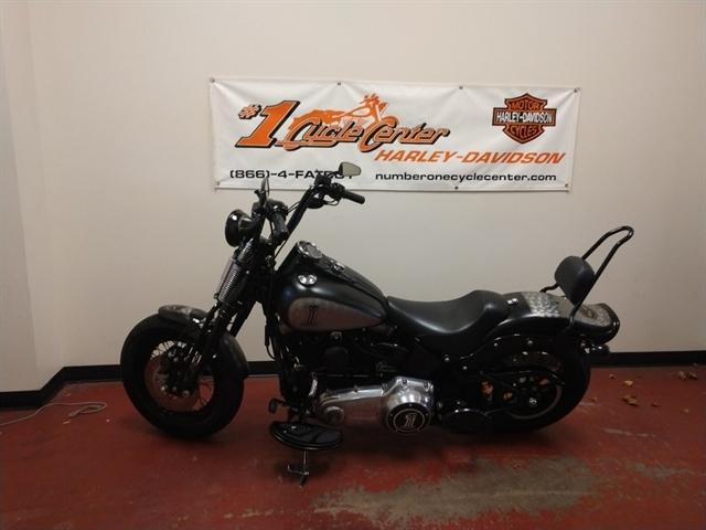 2009 Harley-Davidson Softail Cross Bones at #1 Cycle Center Harley-Davidson
