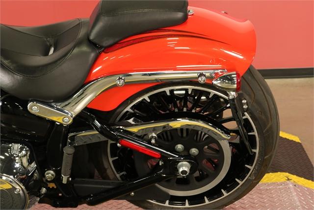 2017 Harley-Davidson Softail Breakout at Texas Harley