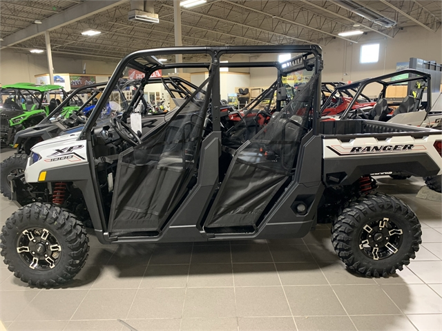 2021 Polaris Ranger Crew XP 1000 Trail Boss Base at Star City Motor Sports