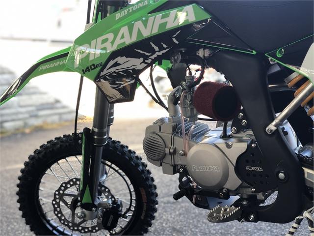 2021 PIRANHA P140RE at Bettencourt's Honda Suzuki