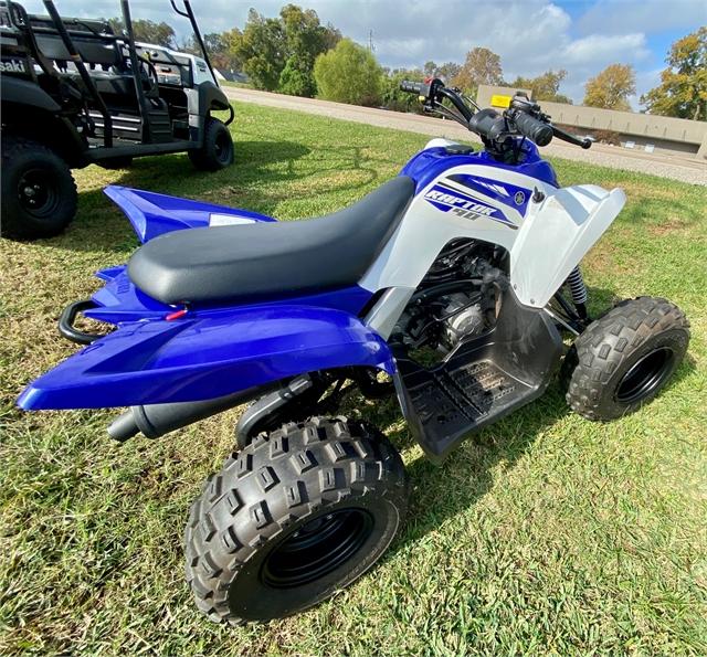 2018 Yamaha Raptor 90 at Shreveport Cycles