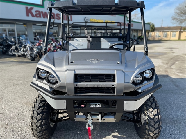 2021 Kawasaki Mule PRO-FXT Ranch Edition at Jacksonville Powersports, Jacksonville, FL 32225