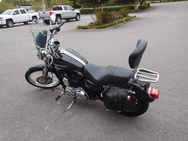 2008 Harley-Davidson Sportster 1200 Custom at Bumpus H-D of Murfreesboro