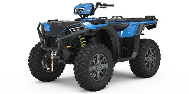 2021 Polaris Sportsman 850 Ultimate Trail Edition at Santa Fe Motor Sports