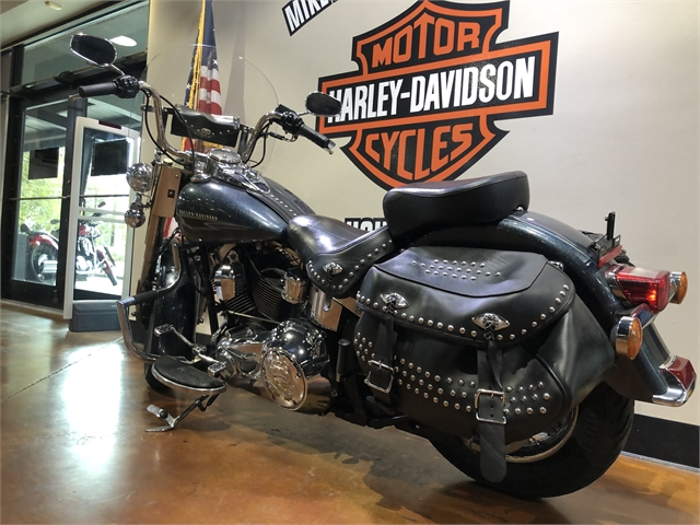2015 Harley-Davidson Softail Heritage Softail Classic at Mike Bruno's Bayou Country Harley-Davidson