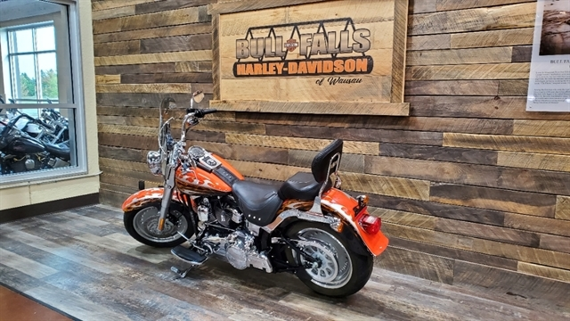 2007 Harley-Davidson Softail Fat Boy at Bull Falls Harley-Davidson