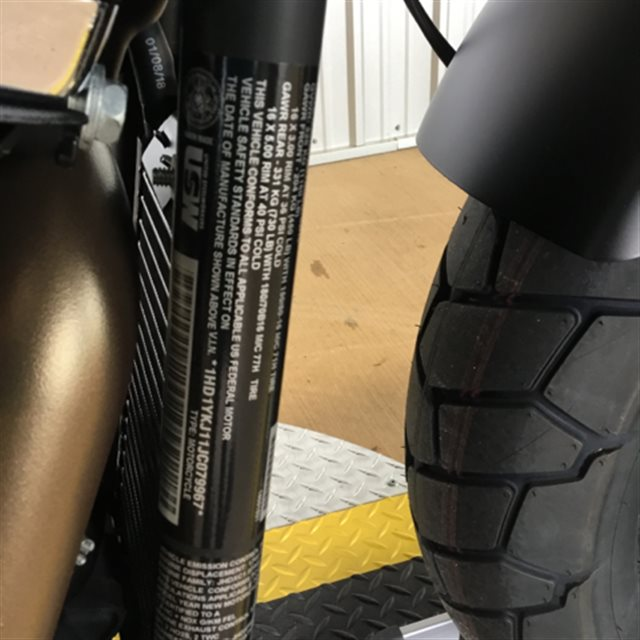 2018 Harley-Davidson Softail Fat Bob at Calumet Harley-Davidson®, Munster, IN 46321