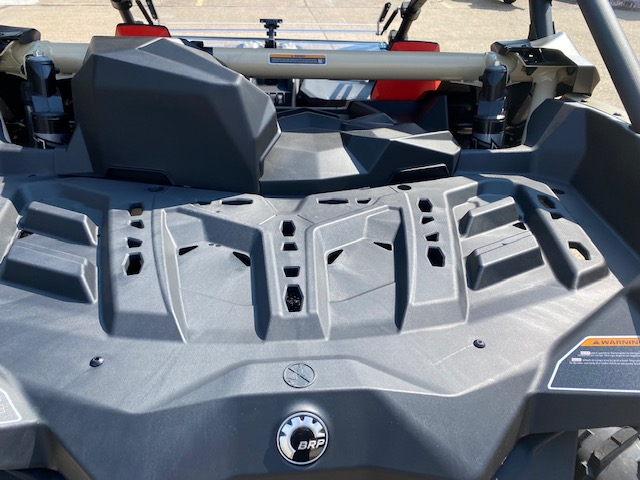 2021 Can-Am Maverick X3 X ds TURBO RR at Shreveport Cycles