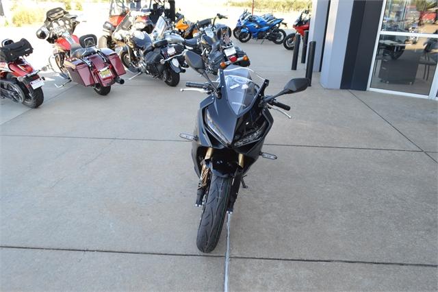 2021 Honda CBR650R ABS at Shawnee Honda Polaris Kawasaki