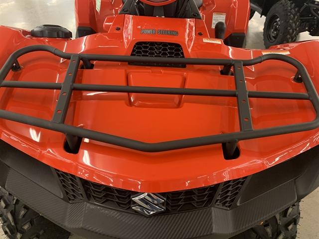 2020 Suzuki KingQuad 750 AXi Power Steering at Columbia Powersports Supercenter