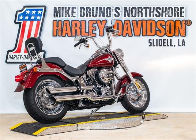 2017 Harley-Davidson Softail Fat Boy at Mike Bruno's Northshore Harley-Davidson