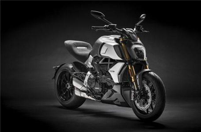 2019 Ducati Diavel 1260 S at Frontline Eurosports