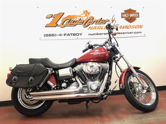 2004 Harley-Davidson Dyna Glide Super Glide at #1 Cycle Center Harley-Davidson