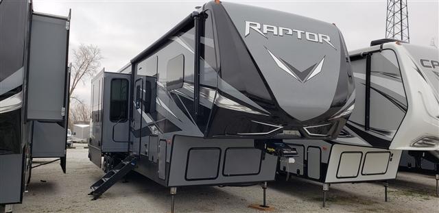 2019 Keystone Raptor 415 at Nishna Valley Cycle, Atlantic, IA 50022