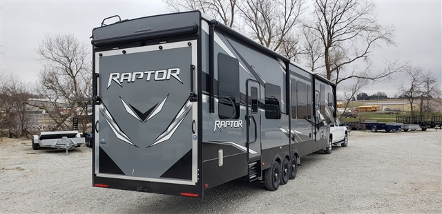 2019 Keystone Raptor 415 415 at Nishna Valley Cycle, Atlantic, IA 50022