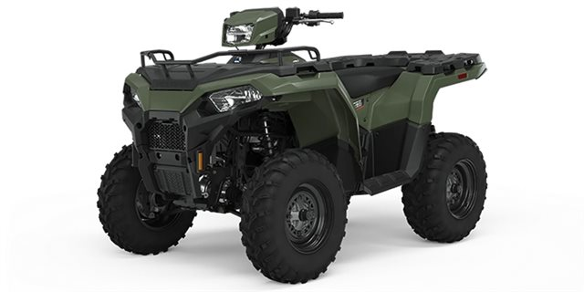 2021 Polaris Sportsman 450 HO Base at Santa Fe Motor Sports